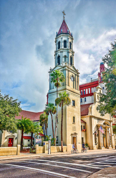 Photograph - Cathedral Basilica by Anthony Baatz
