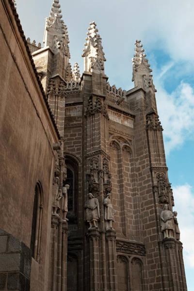 Photograph - Cathedral Detail by Lorraine Devon Wilke