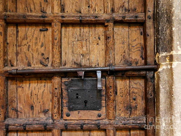 Photograph - Cathedral Door by Lexa Harpell