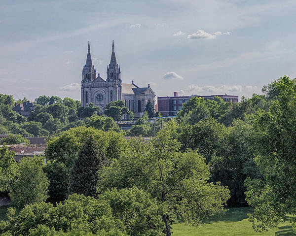 Photograph - Cathedral Of St Joseph #3 by Susan Rissi Tregoning