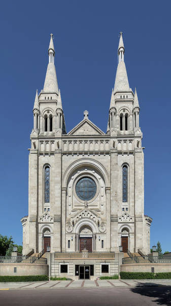 Photograph - Cathedral Of St Joseph by Susan Rissi Tregoning