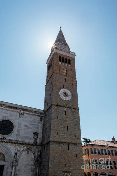 Photograph - Cathedral Of The Assumption Of Blessed Virgin Mary, Koper, Slovenia by Kay Brewer