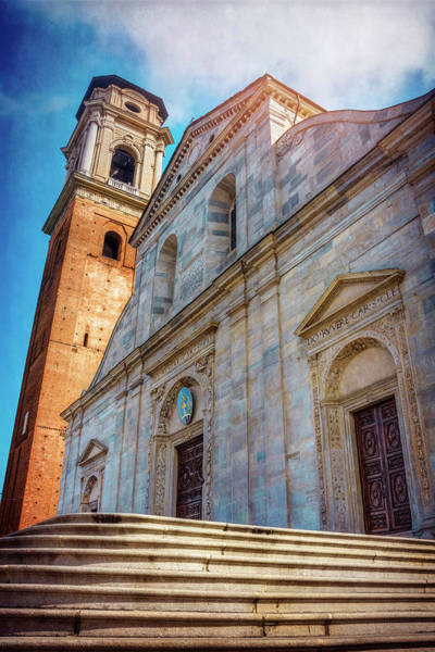Italia Photograph - Cathedral Of Turin Italy  by Carol Japp