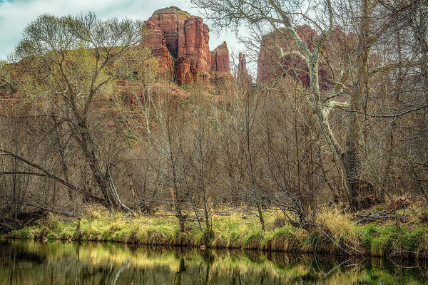 Photograph - Cathedral Rock And Oak Creek by Belinda Greb
