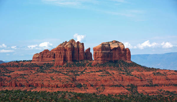 Wall Art - Photograph - Cathedral Rock by Kelly Wade