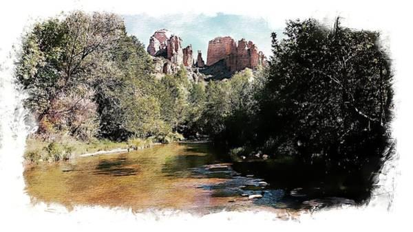 Photograph - Cathedral Rock - Sedona, Arizona by Joseph Hendrix
