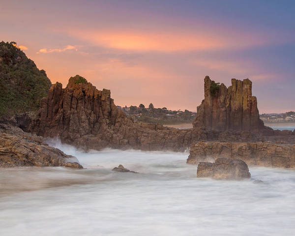 Photograph - Cathedral Rocks by Nicholas Blackwell