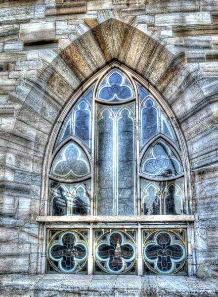 Photograph - Cathedral Window Milan by Bill Hamilton