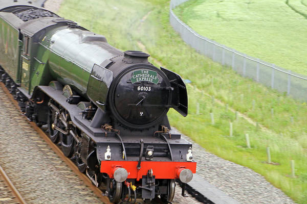 Photograph - Cathedrals Express by Tony Murtagh