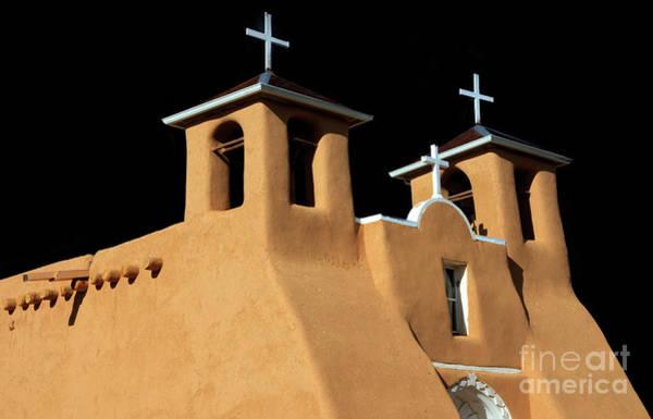 Wall Art - Photograph - St Francis De Assi Church  New Mexico by Bob Christopher