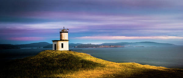 Wall Art - Photograph - Cattle Point Lighthouse by TL Mair
