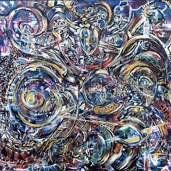 Digital Art - Causal Caos by Robert Thalmeier