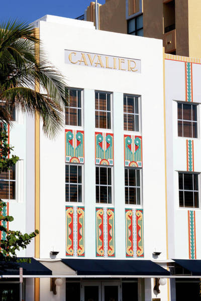 Wall Art - Photograph - Cavalier Hotel by Art Block Collections
