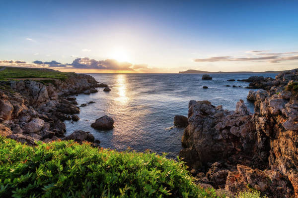 Photograph - Cavalleria Coastline - Menorca, Spain by Nico Trinkhaus