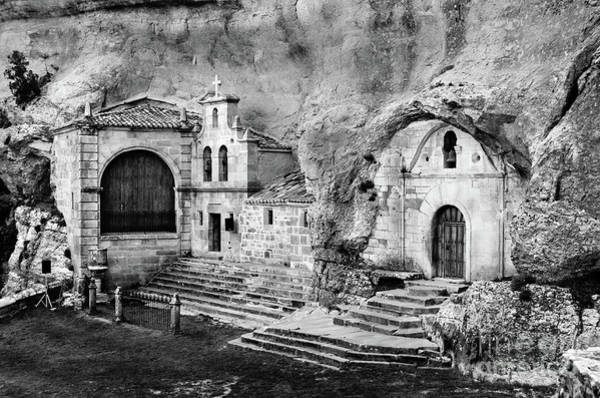 Wall Art - Photograph - Cave Shrine Of Saint Thyrsus And Saint Barnabas by RicardMN Photography