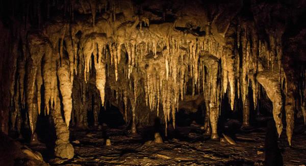 Photograph - Cave Teeth by Tyson Kinnison