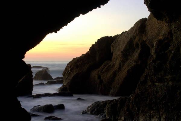 Photograph - Cavemans Sunset by Brad Scott