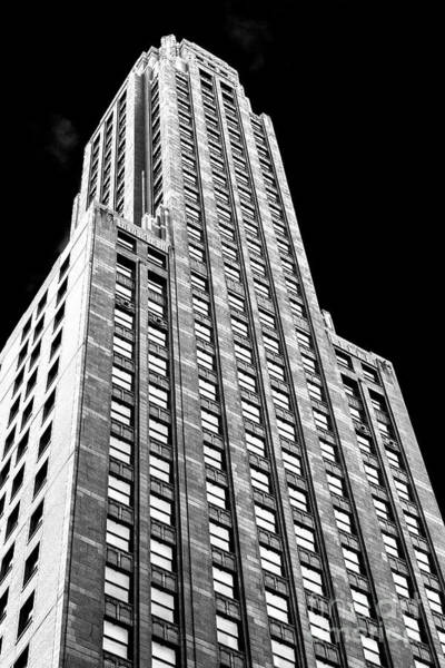 Wall Art - Photograph - Carbide And Carbon Building Dimensions Chicago by John Rizzuto