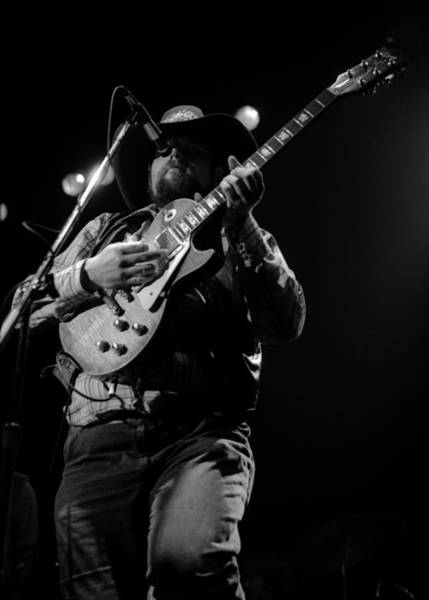 Photograph - Cdb Winterland 12-13-75 #1 by Ben Upham