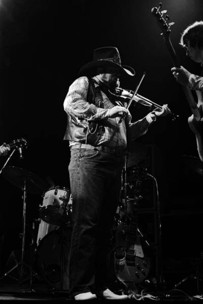 Photograph - Cdb Winterland 12-13-75 #10 by Ben Upham