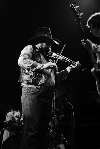 Photograph - Cdb Winterland 12-13-75 #10 Crop 2 by Ben Upham
