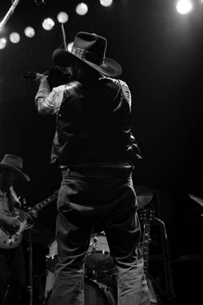 Photograph - Cdb Winterland 12-13-75 #11 by Ben Upham