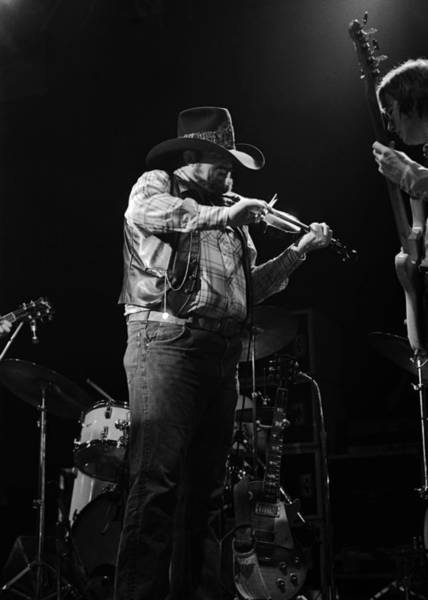 Photograph - Cdb Winterland 12-13-75 #14 by Ben Upham