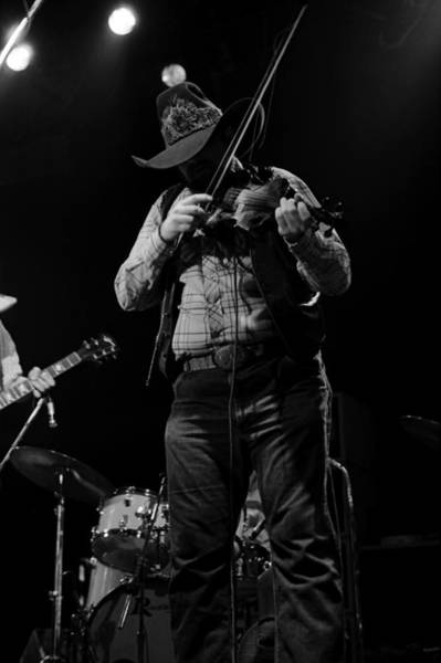 Photograph - Cdb Winterland 12-13-75 #15 by Ben Upham