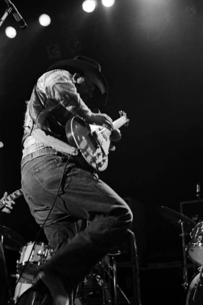 Photograph - Cdb Winterland 12-13-75 #19 by Ben Upham