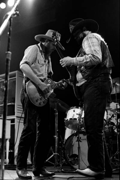 Photograph - Cdb Winterland 12-13-75 #22 With Higher Contrast by Ben Upham