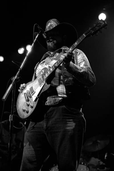 Photograph - Cdb Winterland 12-13-75 #25 by Ben Upham