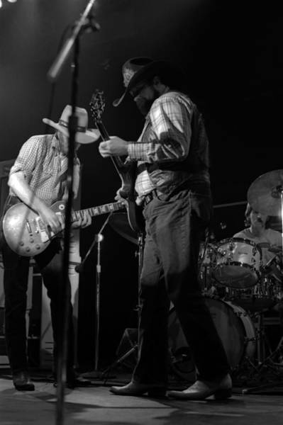 Photograph - Cdb Winterland 12-13-75 #27 by Ben Upham