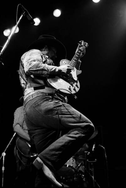 Photograph - Cdb Winterland 12-13-75 #3 by Ben Upham