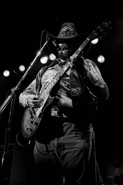 Photograph - Cdb Winterland 12-13-75 #31 by Ben Upham