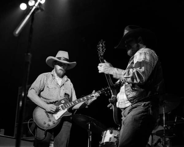 Photograph - Cdb Winterland 12-13-75 #32 by Ben Upham