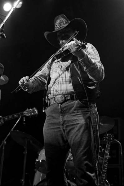 Photograph - Cdb Winterland 12-13-75 #38 by Ben Upham