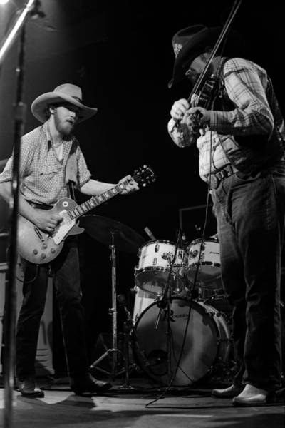 Photograph - Cdb Winterland 12-13-75 #39 by Ben Upham