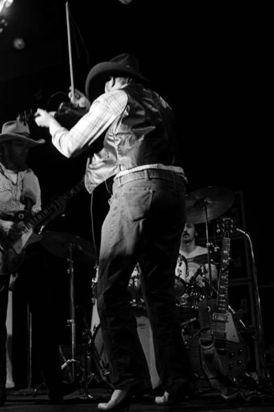 Photograph - Cdb Winterland 12-13-75 #45 by Ben Upham