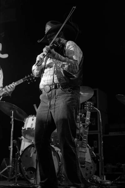 Photograph - Cdb Winterland 12-13-75 #47 by Ben Upham