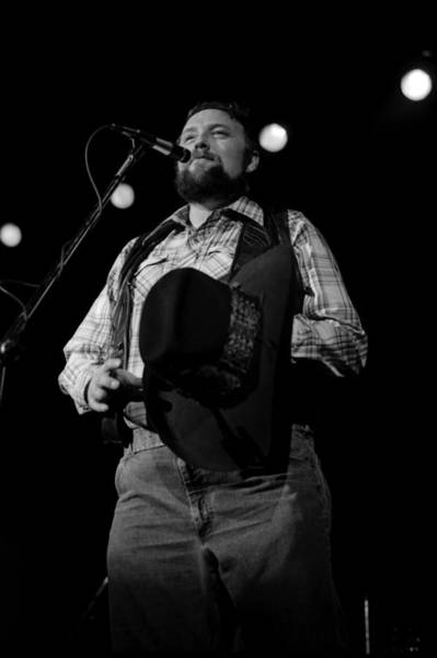 Photograph - Cdb Winterland 12-13-75 #49 by Ben Upham