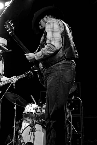 Photograph - Cdb Winterland 12-13-75 #52 by Ben Upham