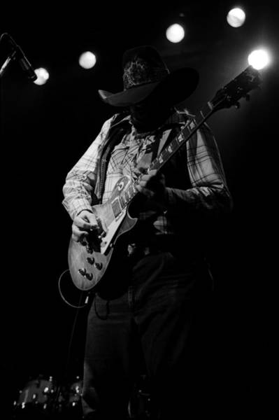 Photograph - Cdb Winterland 12-13-75 #6 by Ben Upham