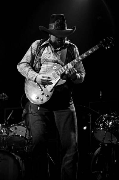 Photograph - Cdb Winterland 12-13-75 #60 by Ben Upham