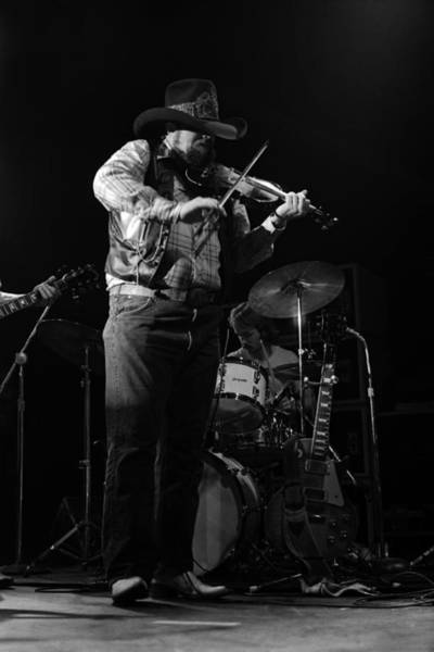 Photograph - Cdb Winterland 12-13-75 #7 by Ben Upham