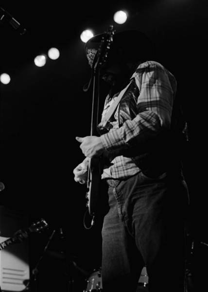 Photograph - Cdb Winterland 12-13-75 #8 by Ben Upham