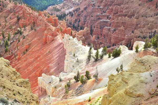 Photograph - Cedar Breaks Battleship by Ray Mathis