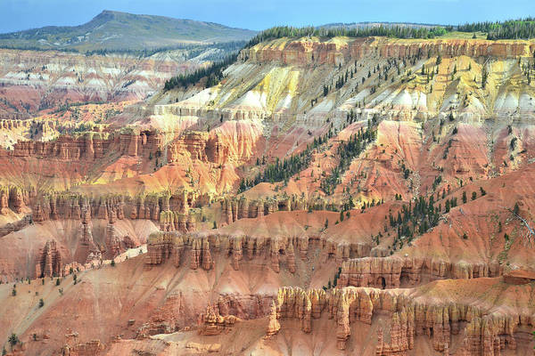 Photograph - Cedar Breaks Morning by Ray Mathis