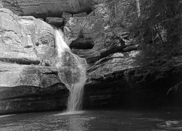Wall Art - Photograph - Cedar Falls by William Wetmore