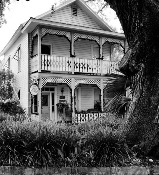 Cedar Key Photograph - Cedar Key B And B by David Lee Thompson