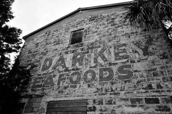 Cedar Key Photograph - Cedar Key Sea Foods by David Lee Thompson